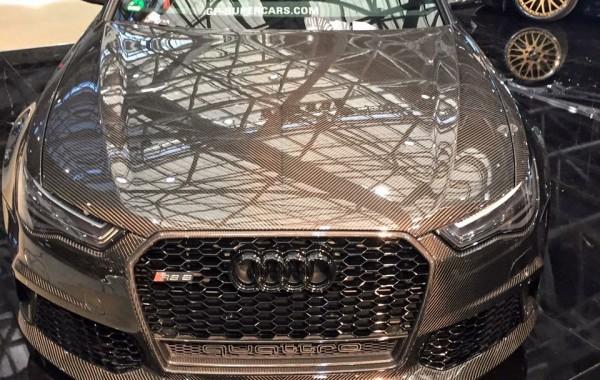 Carbon Audi RS 6